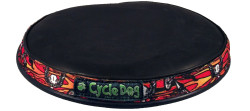 cycledog tyre flyer dog toy