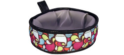 cycledog foldable travel bowl lava lamp design