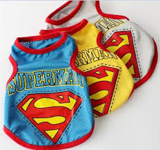 superman mesh vests