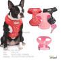 puppy angel glam rock harnesses