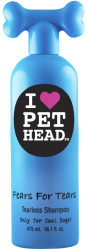 pet head fears for tears shampoo