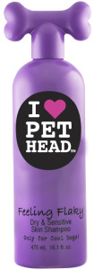 pet head feeling flaky shampoo