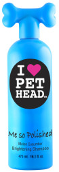 pet head me so polished brightening shampoo