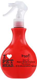 pet head poof magic spray