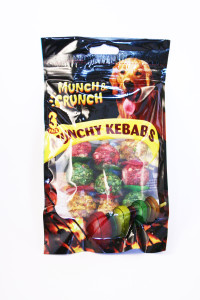 munch and crunch kebab treats
