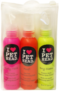 pet head combo travel pack