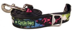 Cycle Dog Paint Splash Lead