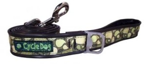 Cycle Dog Green Lava Lead